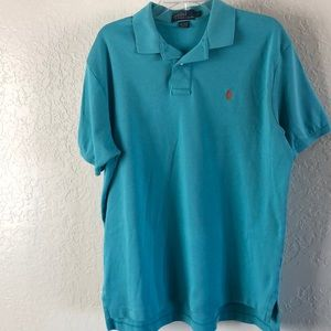 Mens Polo by Ralph Lauren size Large